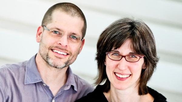 Elise Nye and Richard Holliday are the new owners of The Santa Fe Weaving Gallery.