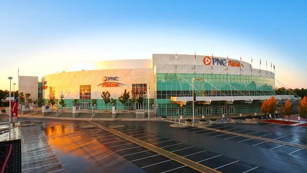 PNC Arena will see one of its suites renovated.
