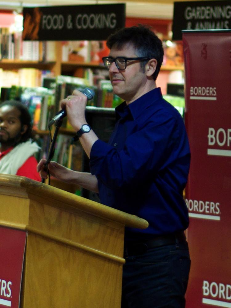 """Ira Glass, host of """"This American Life""""."""
