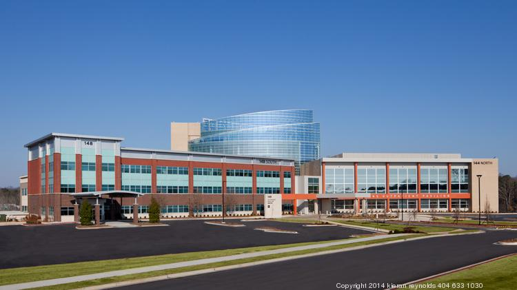 The eight-floor, 295,000-square-foot facility cost roughly $92 million, and it was built to replace the existing Paulding Hospital, which joined what is now the WellStar family in 1994.