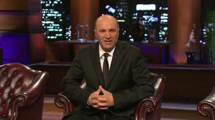 Kevin O'Leary talks Shark Tank.