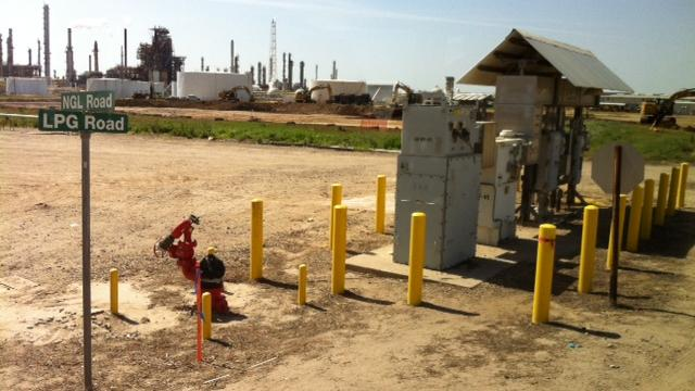 """Phillips 66 is conducting site preparation work for its first """"wholly owned"""" fractionator to be located just southwest of Houston at the Phillips 66 Sweeny Refinery acreage in Old Ocean."""