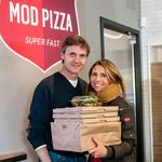 Mod Pizza aims to open 100 stores across the country