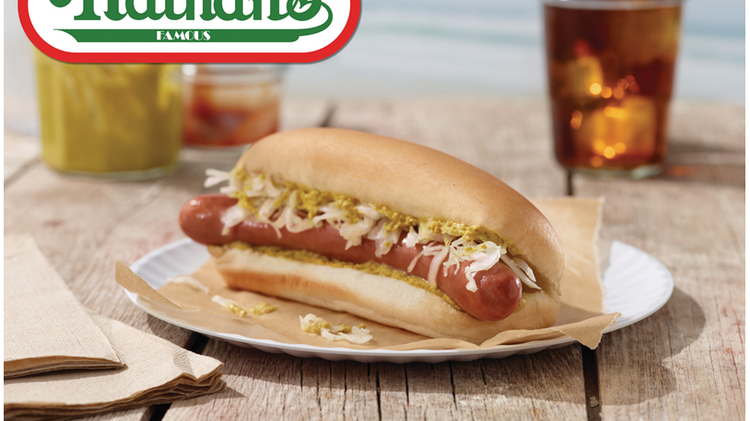 Nathan's Famous has inked a licensing agreement with John Morrell Food Group.