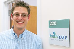 Noah Berk runs FreshSpace Solutions LLC.