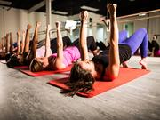 Practitioners feel 'elated' after the 45 or 60-minute classes, said Amy Barnes, owner of Barre Tech.