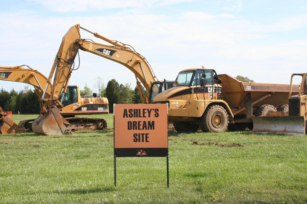Ashley Furniture Breaks Ground On Davie Plant Expansion Greensboro Delectable Ashley Furniture Distribution Center Concept