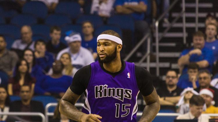 Columnist Ed Goldman says his seat this season at Sleep Train Arena are close enough to observe that DeMarcus Cousins really does get a bum rap on fouls sometimes.