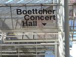 Will Boettcher Concert Hall fall to the wrecking ball?