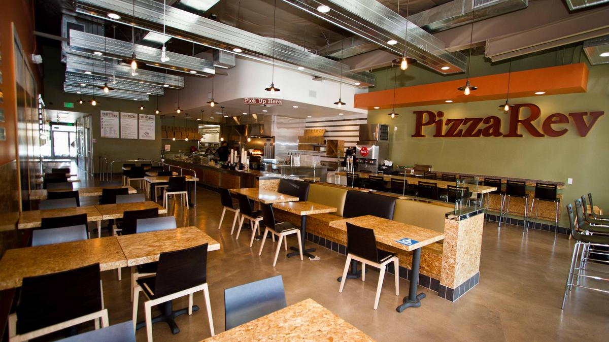 Restaurant City Layout 4 Employees : Pizzarev restaurant eyes four austin locations