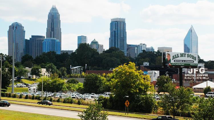 A survey by the Ewing Marion Kauffman Foundation, in partnership with Thumbtack.com, gives Charlotte a solid A for business friendliness.