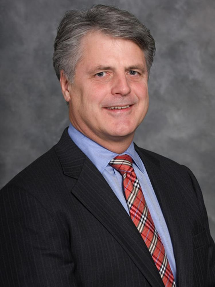 Dr. Richard Snyder, IBC's chief medical officer
