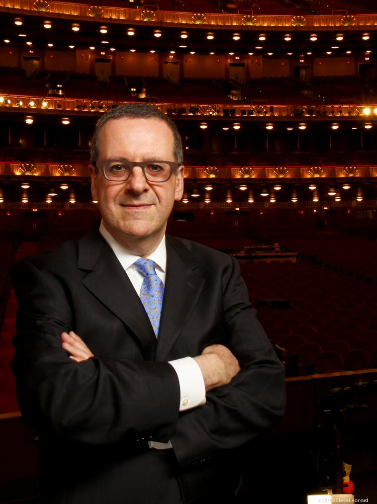 Anthony Freud is general director of Lyric Opera of Chicago.