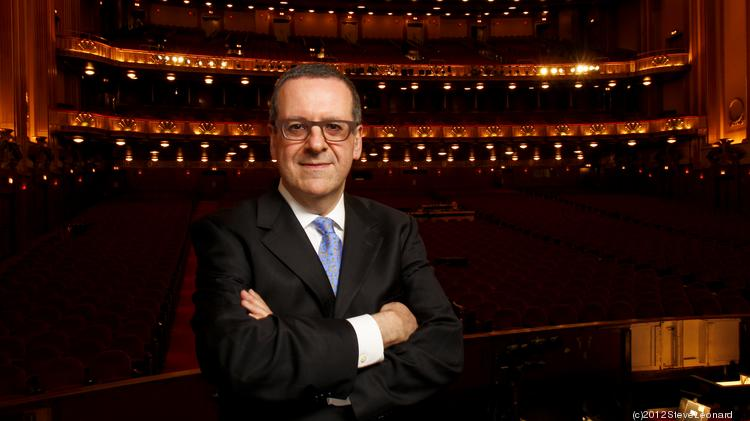 Anthony Freud's contract as president and CEO of Lyric Opera of Chicago was extended for five years just before the opera company released its FY2016 financial report.