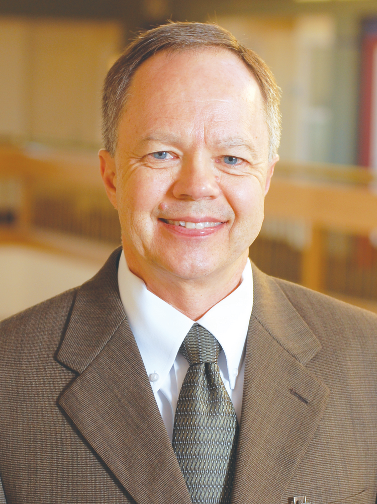 Lon Dufek is the senior director for Providence Foundations' office of gift planning in Oregon.