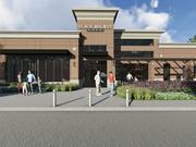 The new Black Walnut Cafe will open in the Woodlands in March 2014.
