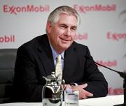 Exxon Mobil Corp.  Increased average daily volume to 5.3 million BOE, and held its No. 4 spot.  Pictured: CEO Rex Tillerson in 2010