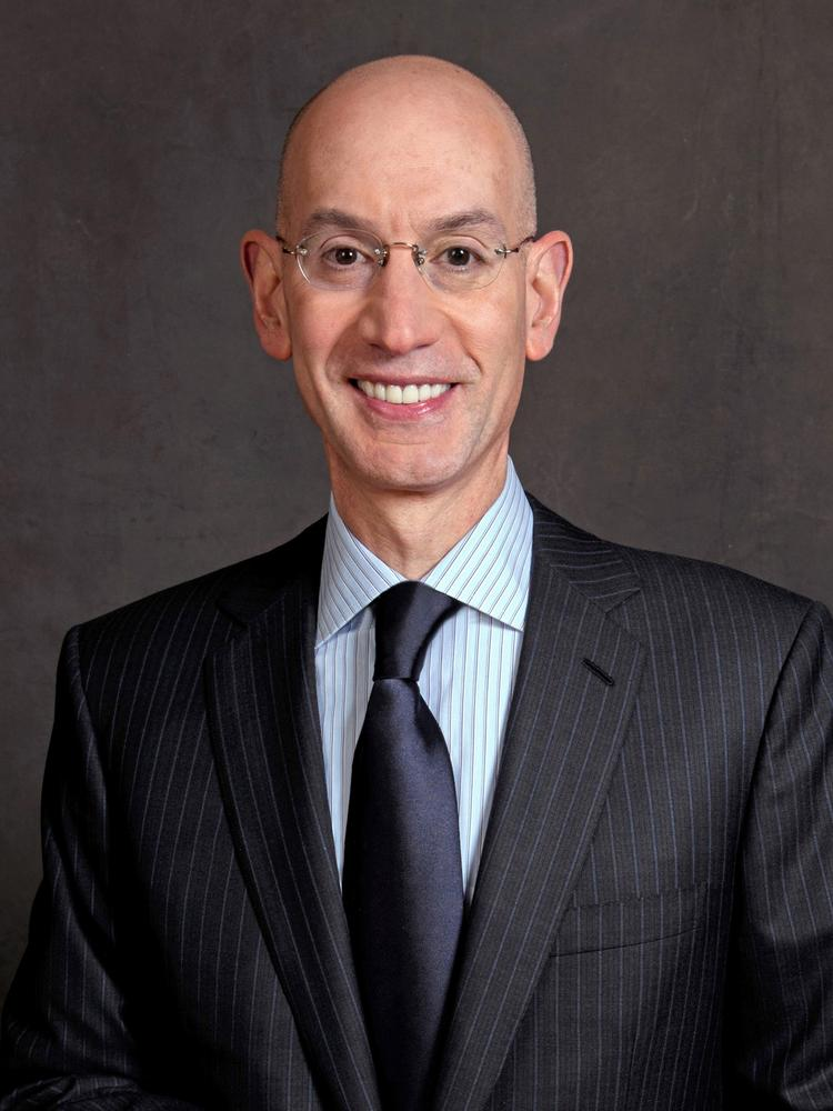 NBA Commissioner Adam Silver has announced that Clippers owner Donald Sterling has been banned for life from the league as a result of racially insensitive remarks he made. The commish is urging the Board of Governors to require him to divest his ownership of the team.