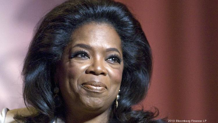 The talk-show-and-everything-else giant you know as Oprah Winfrey is teaming up with two other media moguls in an attempt to buy the L.A. Clippers.  Photographer: Jonathan Alcorn/Bloomberg