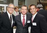 Eric Rapkin of Akerman Senterfitt, Wayne Ramoski of Cushman & Wakefield and George Pino of State Street Realty.