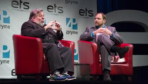Apple Inc. co-founder Steve Wozniak sat down for an interview with ABJ Editor Colin Pope where the tech visionary shared his thoughts on Apple, SXSW and other topics.