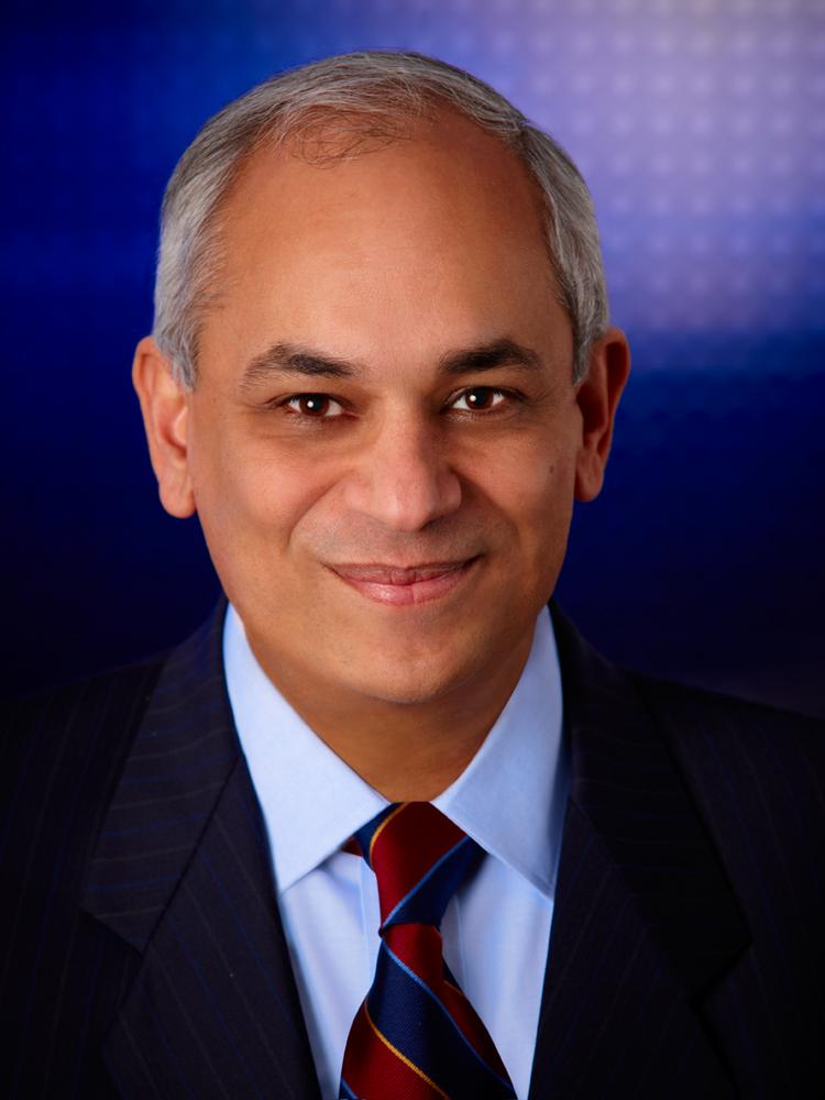 Nitin Sahney, who is now president and chief operating officer of Omnicare Inc., will be the company's next CEO.