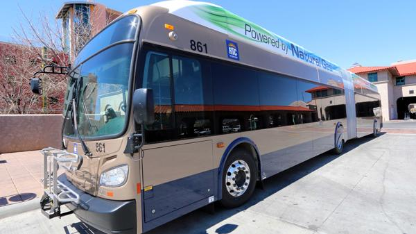Abq Ride Tests Electric Buses Albuquerque Business First