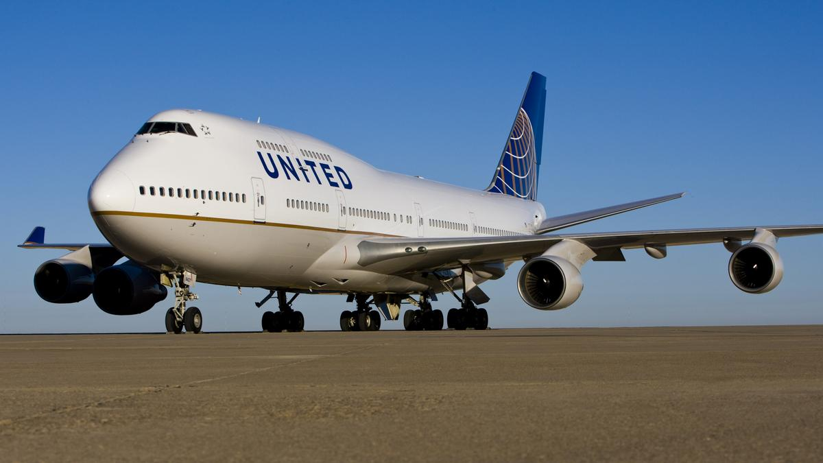 United Airlines Ready To Return Boeing 747 To Chicago