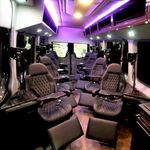 D.C. restaurateur wants to treat you like royalty on your bus trip to NYC (Video)