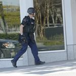 Victory Park 'active shooter' situation ends with suspect in custody