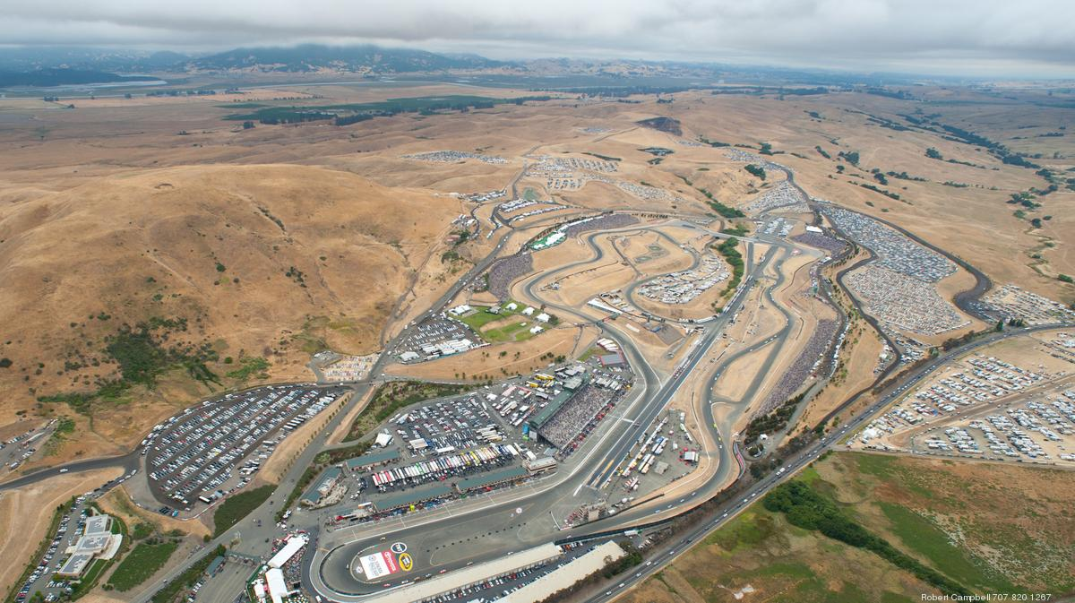 Sonoma raceway wants to turbocharge its business model san francisco business times