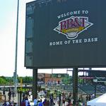 Winston-Salem Dash looks to spark post-season activity at BB&T Ballpark with Field of Fears