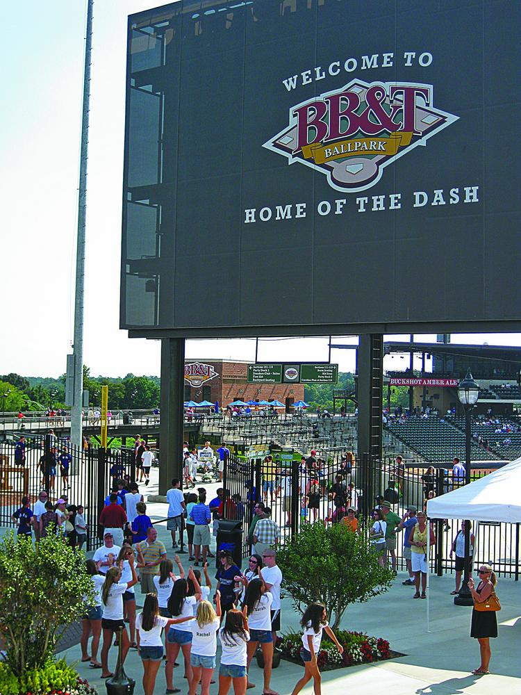 The Winston-Salem Dash would have a new majority owner under a deal now in the works that centers around being able to restructure the debt on BB&T Ballpark and work out a long-term lease for the team.