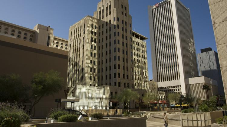 Phoenix was named one of the top 25 places for small businesses by Biz2Credit.