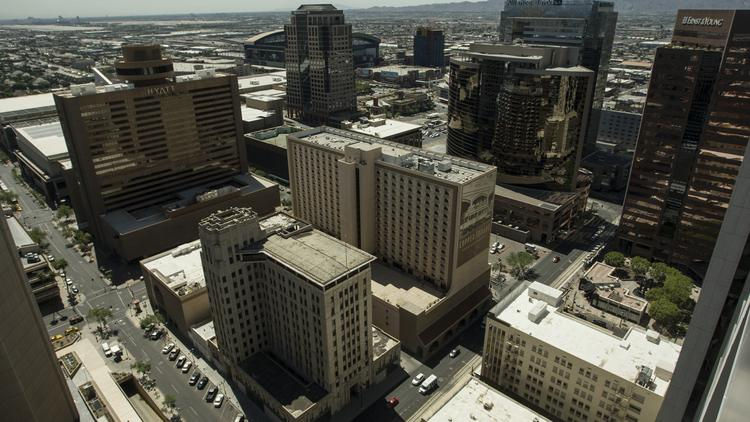 The Phoenix City Council has approved two new development projects, and one is just east of downtown.