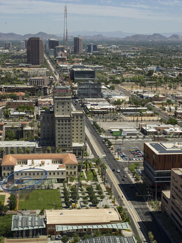 The Phoenix unemployment rate ticked higher in June.