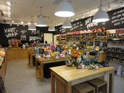 Lush Fresh Handmade Cosmetics is planning an Arden Fair location, according to a company spokeswoman. This is a store elsewhere.