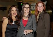 CBRE's Elizabeth Cross, Darcie Lunsford of Butters Construction & Development, and NAIOP's Jules Morgan