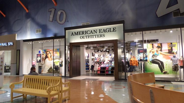 American Eagle Outfitters is closing stores and looking to renegotiate leases on others.