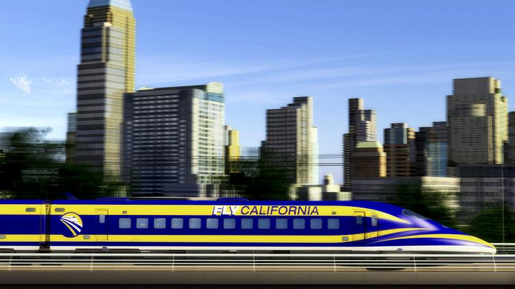 In a development that may give the California High-Speed Rail Authority a boost, a new poll suggests that growing numbers of Californians approve of the bullet-train project.