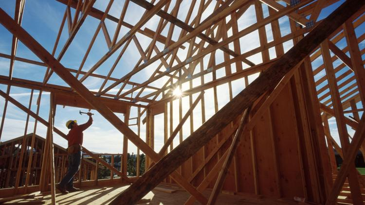 Nonresidential building contracts were the only sector that didn't decline in the latest McGraw-Hill Construction for the Birmingham metro area.
