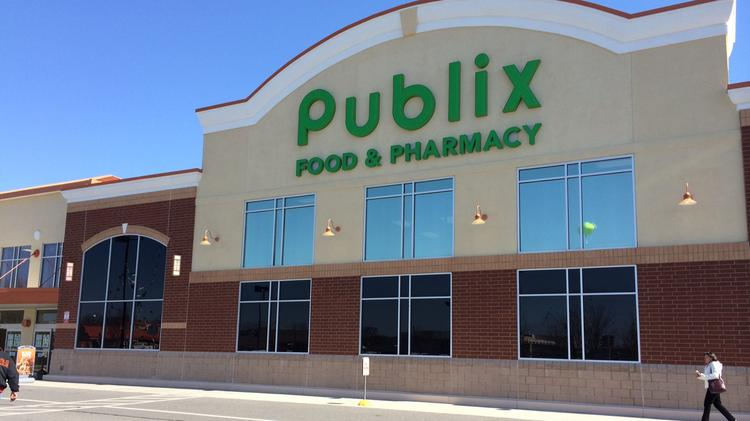 Publix Super Markets Inc. opened its first store in Rock Hill on Wednesday.
