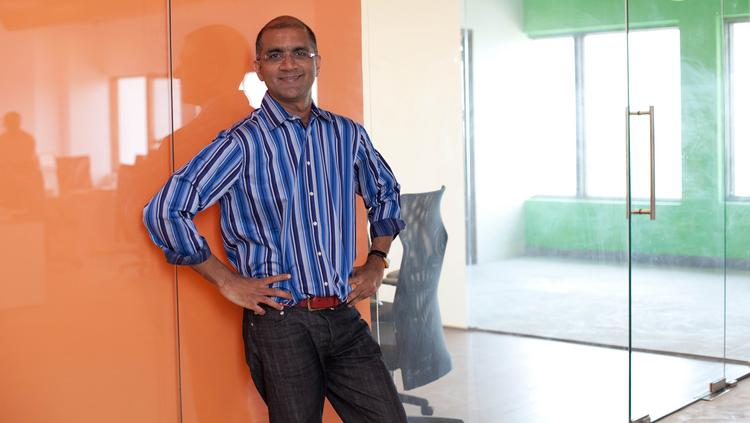 Sanjay Parthasarathy, founder and CEO of Indix, announced today his company has raised $8.5 million in a series A-1 round.