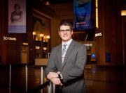 Ryan Smeltzer will serve as business development coordinator for the Cincinnati USA Convention & Visitors Bureau.