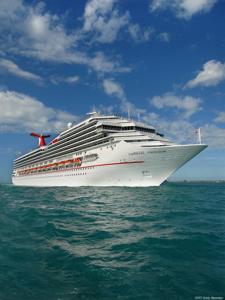 Carnival Corporation, parent company of Miami-based Carnival Cruise Lines, signed a letter of intent to develop a $70 million cruise port in Tortuga, Haiti.