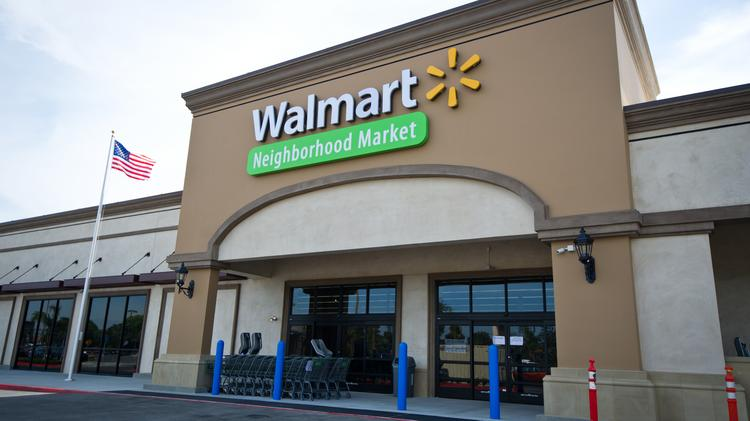 Walmart To Open Grocery Store To Anchor Monterey Road