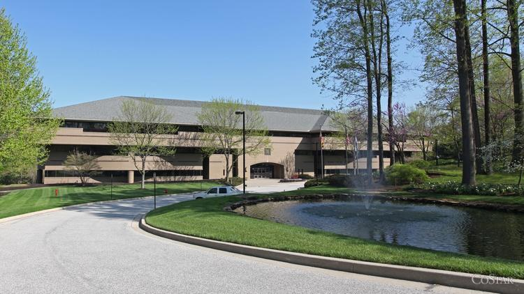 McCormick's headquarters at 18 Loveton Circle in Sparks. The company has opened its search for a new headquarters up to the entire mid-Atlantic.