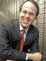 Chris Oddleifson, the CEO of Rockland Trust and Independent Bank Corp.