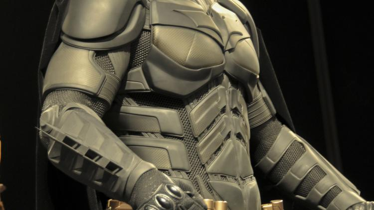 """The """"Batman"""" costume is one of more than 100 on display now at the Phoenix Art Museum's """"Hollywood Costume"""" exhibit, which opens to the public March 26. Click through to see more classic movie costumes."""
