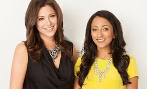 Daniella Yacobovsky, left, and Amy Jain are co-founders and co-CEOs of BaubleBar, a fashion jewelry e-commerce site that just announced a deal to have a pop-up store in 35 Nordstrom locations. Click through to see some samples of their favorite pieces for entrepreneurs.